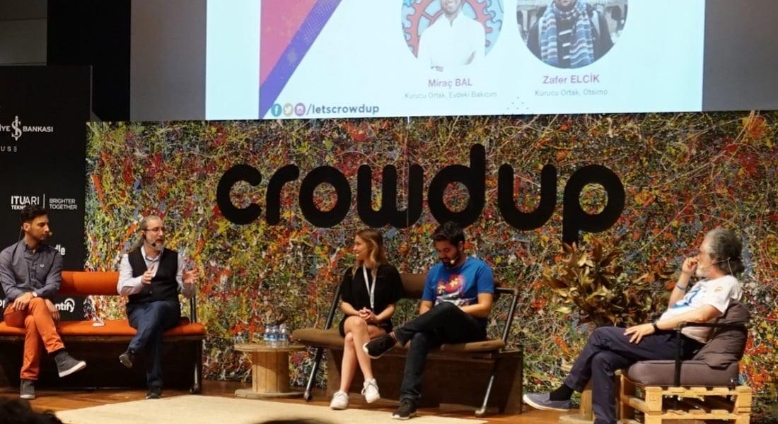 Yeni Nesil Girişimcilik Konferansı CrowdUp Etkinlik Özeti