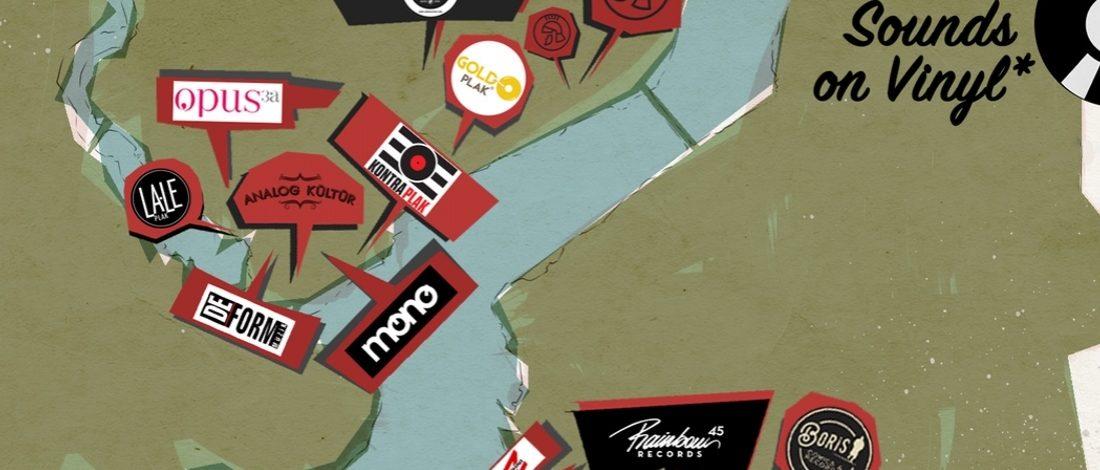 Yerel Seslere Kulak Veren Plak Dükkanları Haritası