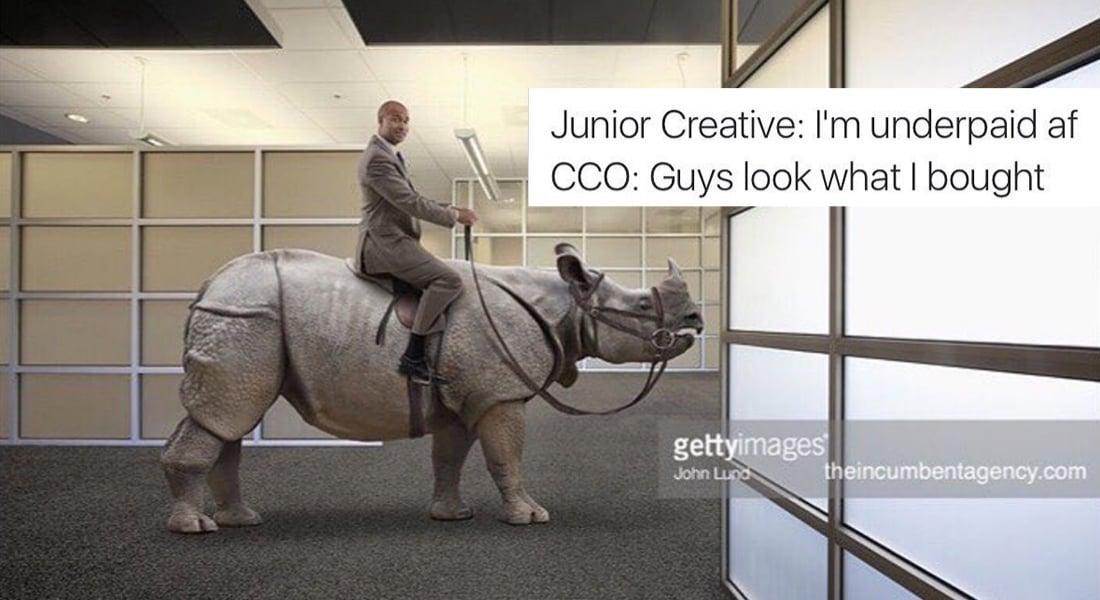 Stok Fotoğraflarla Reklamcılık Şakaları