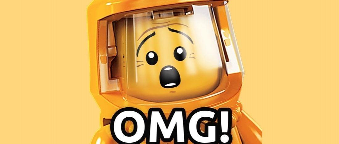Her Hissinize Deva Olacak LEGO GIF'leri