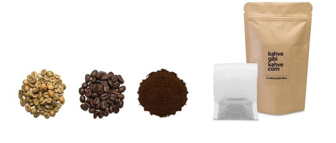 Sallama Filtre Kahve