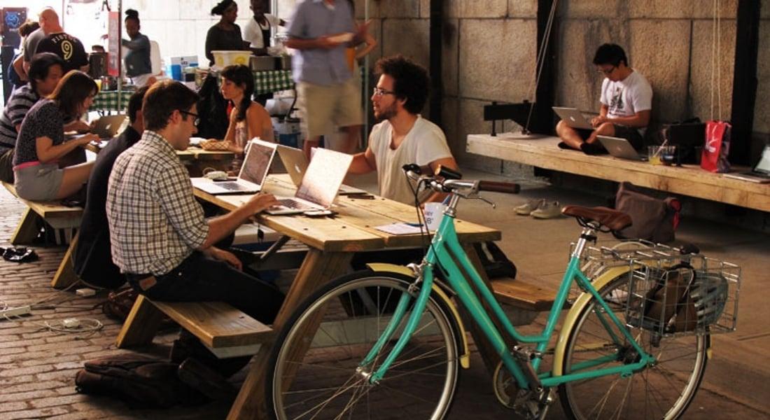 Start-Up Rehberi #1: Ortak Çalışma Alanları
