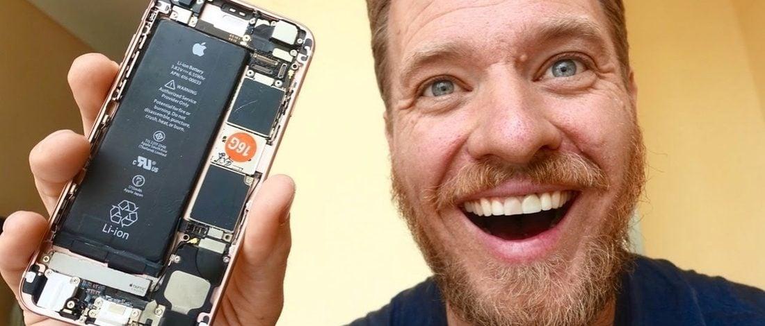 Çin'e Gidip Kendi iPhone'unu Kendin Yapmak