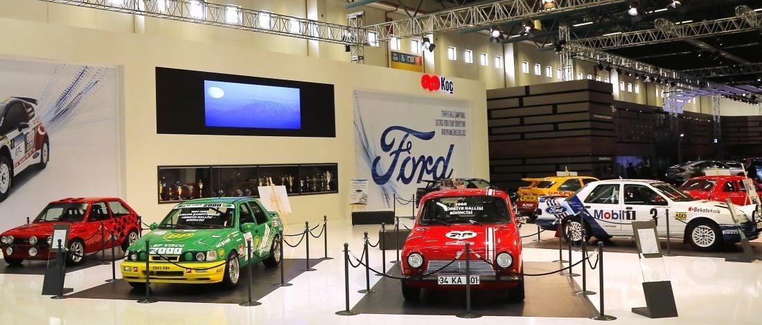 Ford Yarış Otomobilleri Sergisi İstanbul Autoshow'da [advertorial]