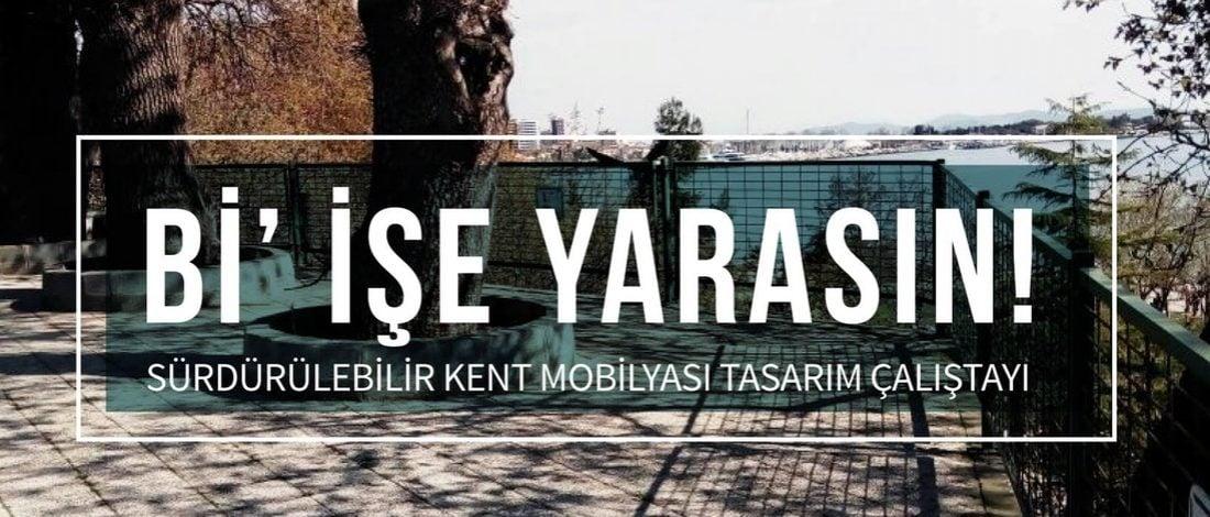 Kadıköy'den Kendi Elektriğini Üreten Kent Mobilyası Tasarım Çağrısı