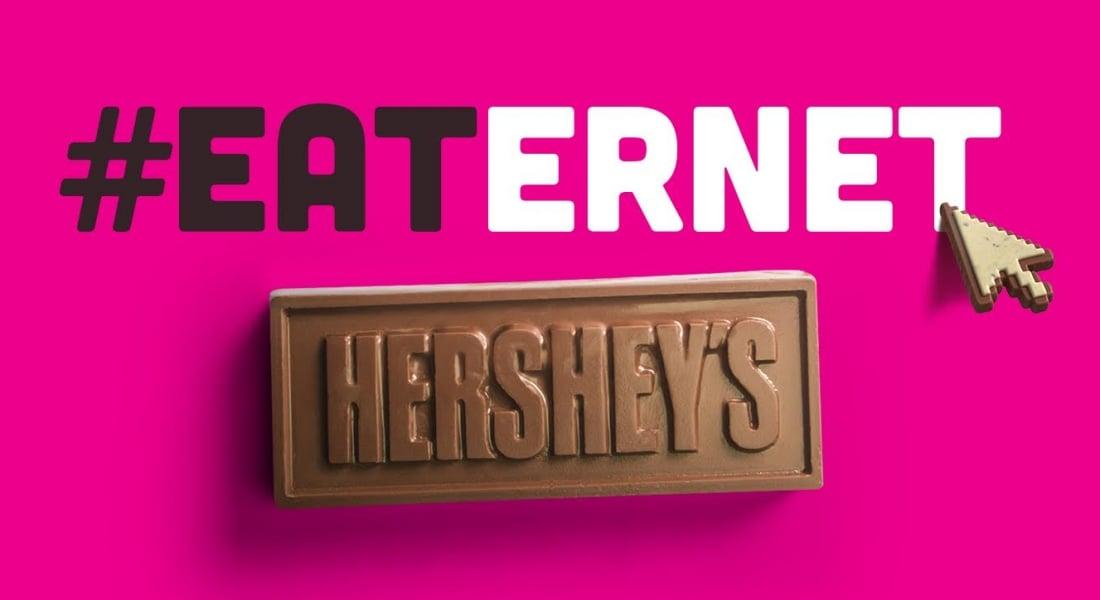 Dev Çikolatalardan Yenilebilir İnternet