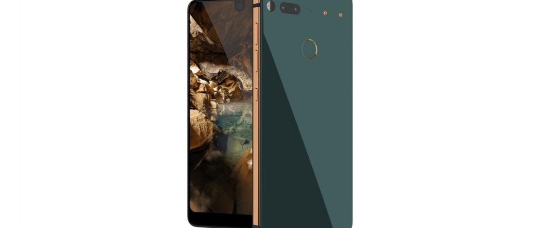 Android'in Yaratıcılarından Andy Rubin'in Yeni Akıllı Telefonu: Essential