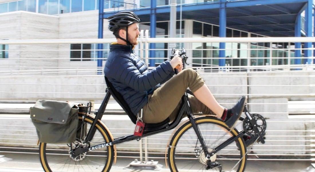 Uzun Sürüşlerde Bel ve Sırt Ağrıtmayan Ekonomik Yatay Bisiklet
