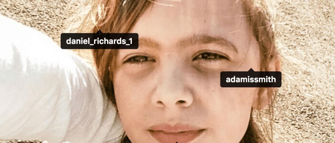 Bu Çocuğun Katilleri Fotoğrafta Etiketli