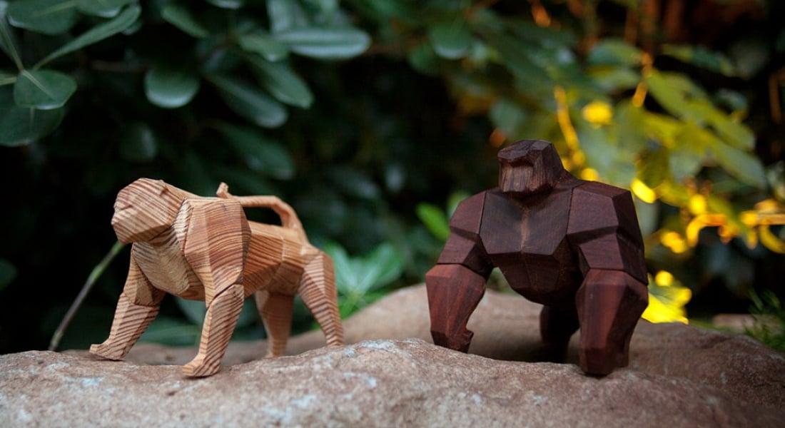 Melez Yaratıklara Dönüştürülebilen Modüler Hayvan Figürleri