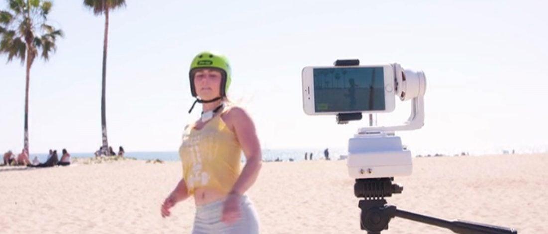 Akıllı Telefonlar İçin Robot Kameraman