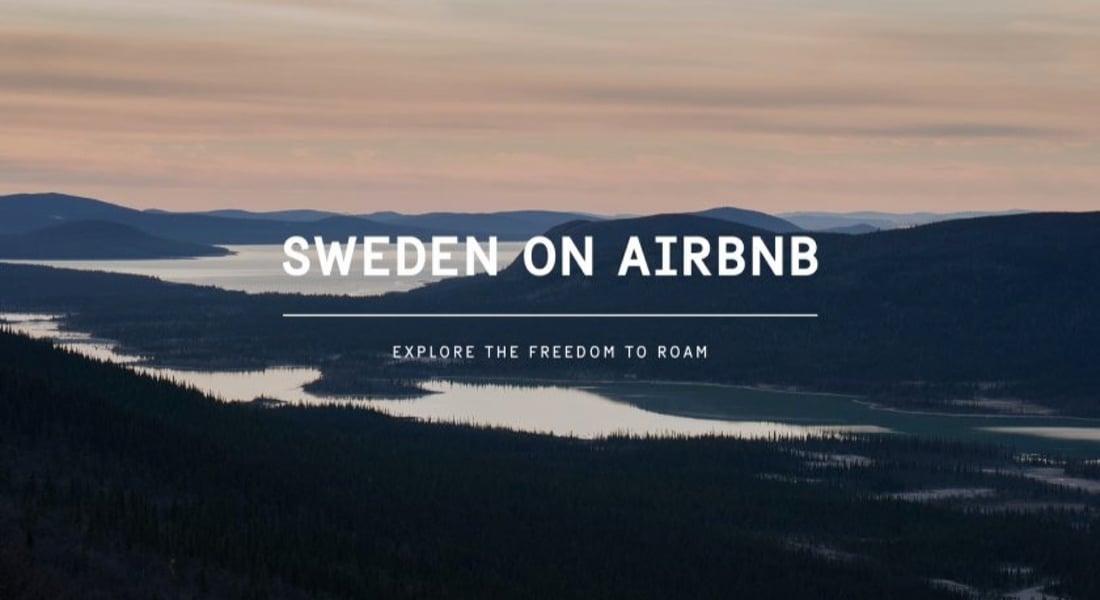 Airbnb'de Listelenen Ülke: İsveç