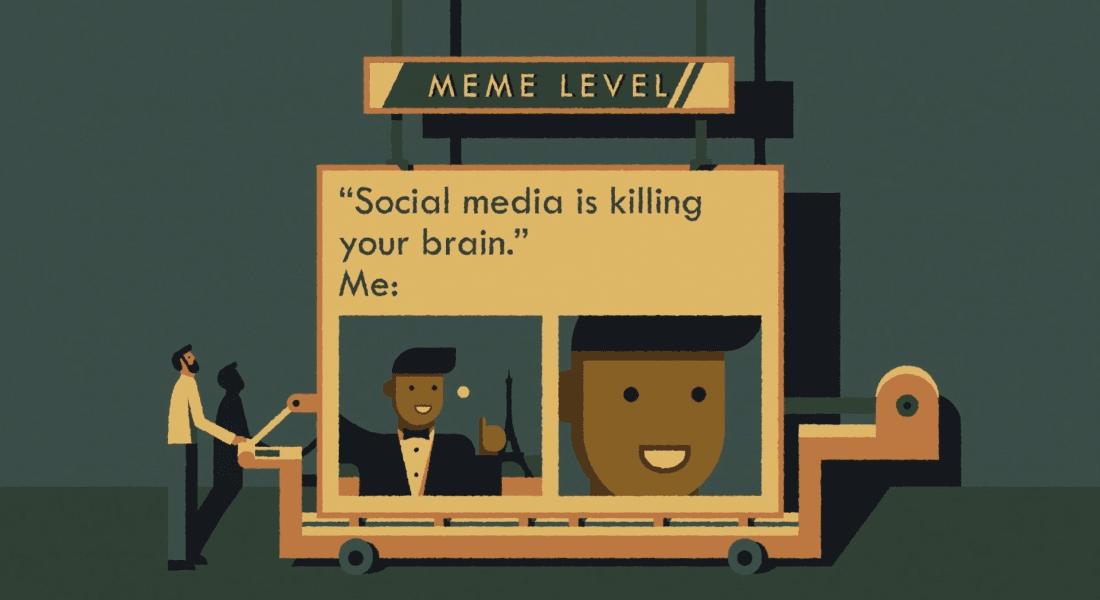 Sosyal Medyadaki Klişeleri İğneyeleyen İçerik Makinesi