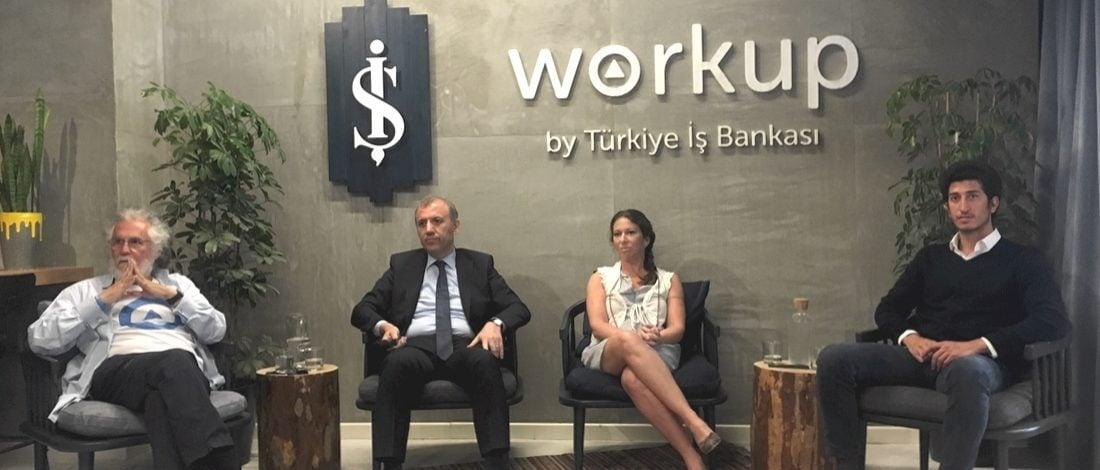Workup Girişimcilik Programı Kabul Ettiği 10 Girişimle Yola Çıktı