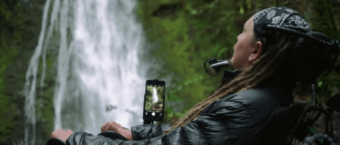 Engelli Bireylerin Deneyimlerini Anlatan iPhone Hikayeleri