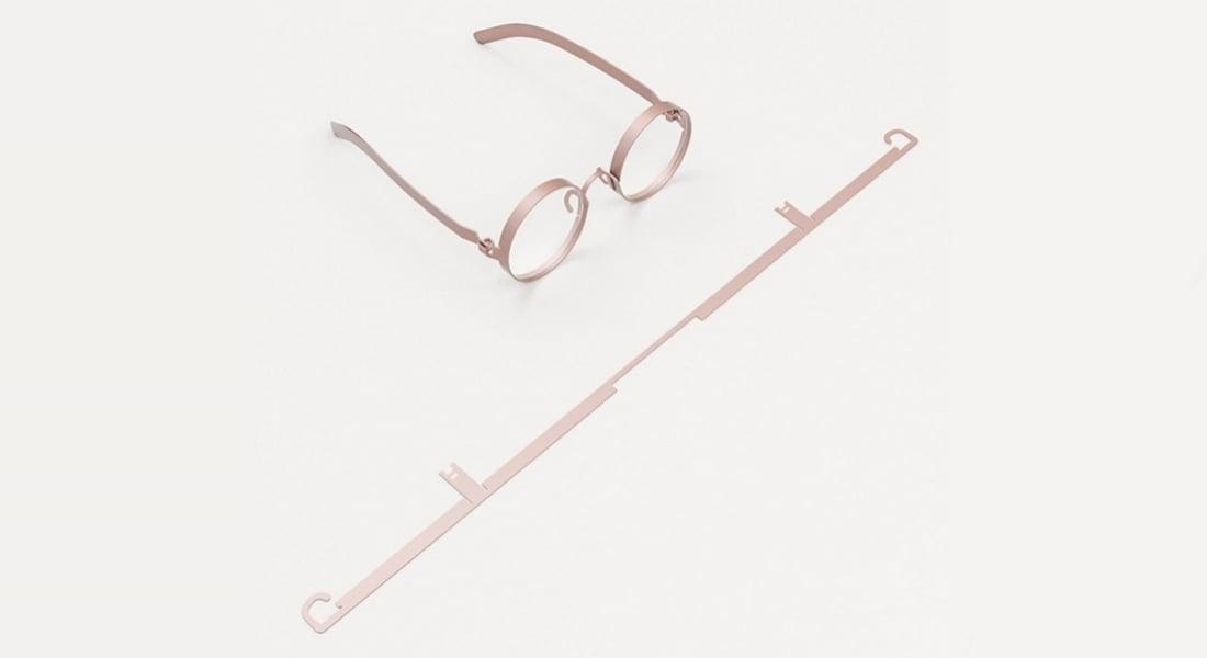 Atıkları ve Maliyeti Azaltan Şerit Kenarlı Gözlükler