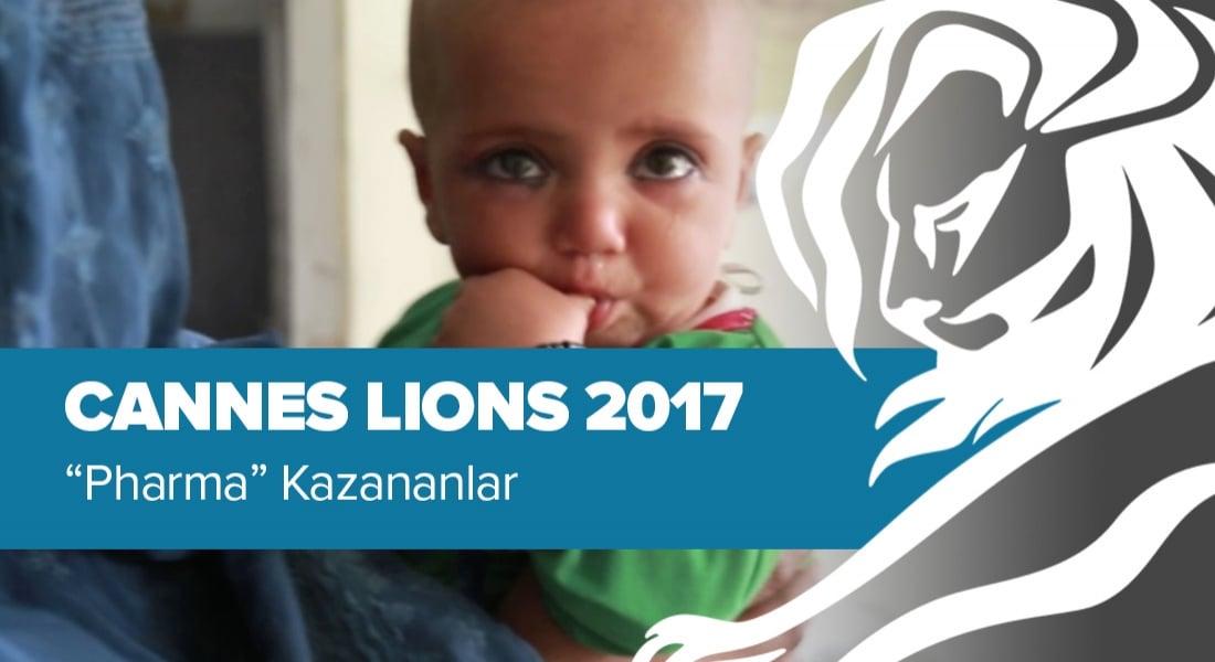 Pharma Kategorisinde Ödül Kazanan İşler [Cannes Lions 2017]