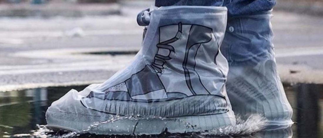 Ayakkabılar İçin Yağmurluk