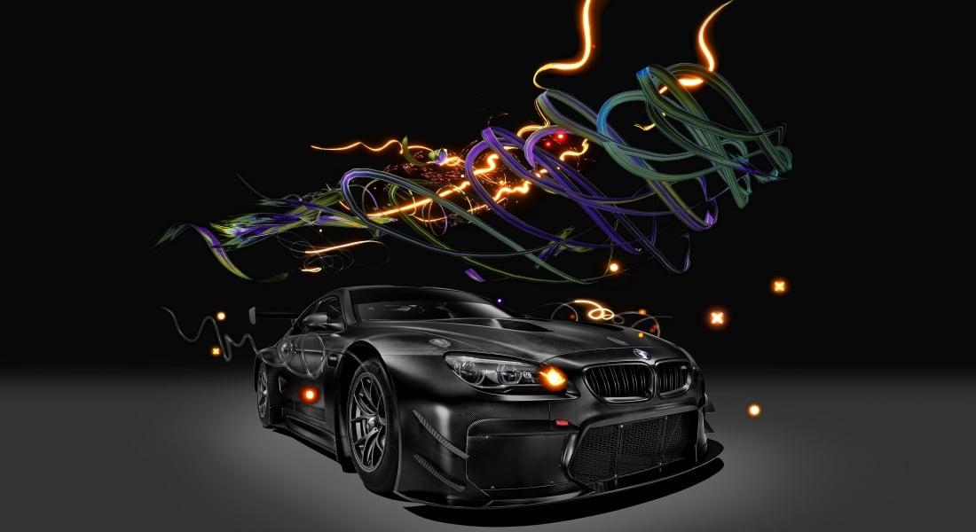 Dünyanın En Hızlı Tuvali: BMW Art Car #18
