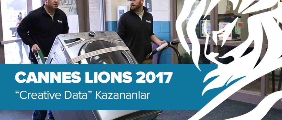 Creative Data Kategorisinde Ödül Kazanan İşler [Cannes Lions 2017]