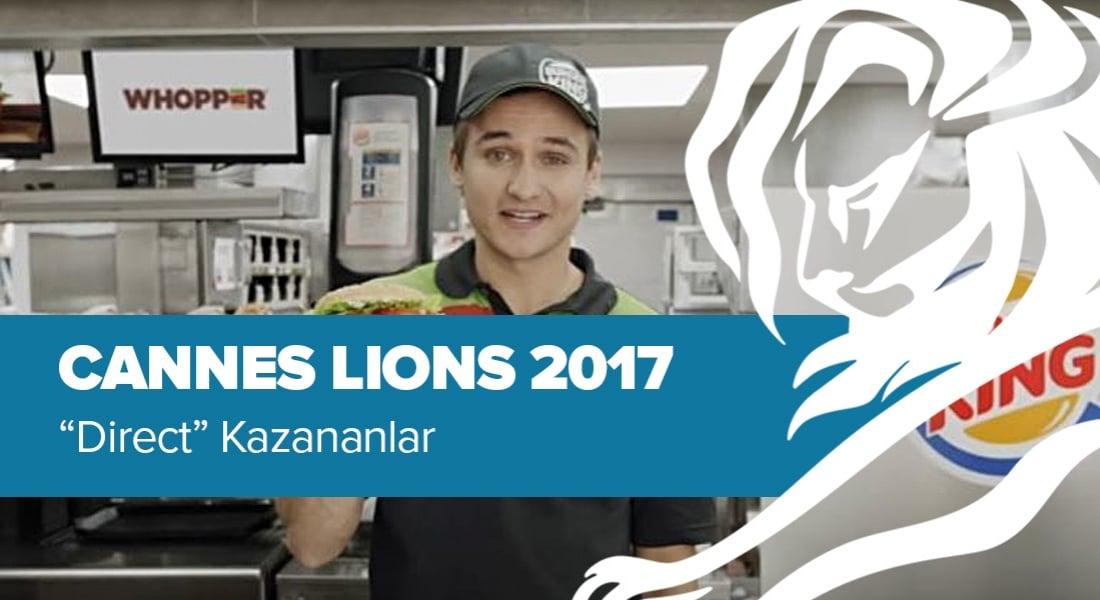 Direct Kategorisinde Ödül Kazanan İşler [Cannes Lions 2017]