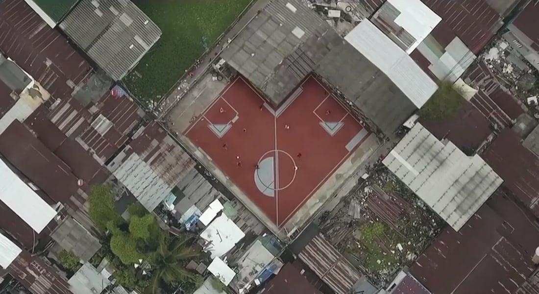 Şehrin Boş Alanlarından Alışılmadık Futbol Sahaları [Cannes Lions 2017]
