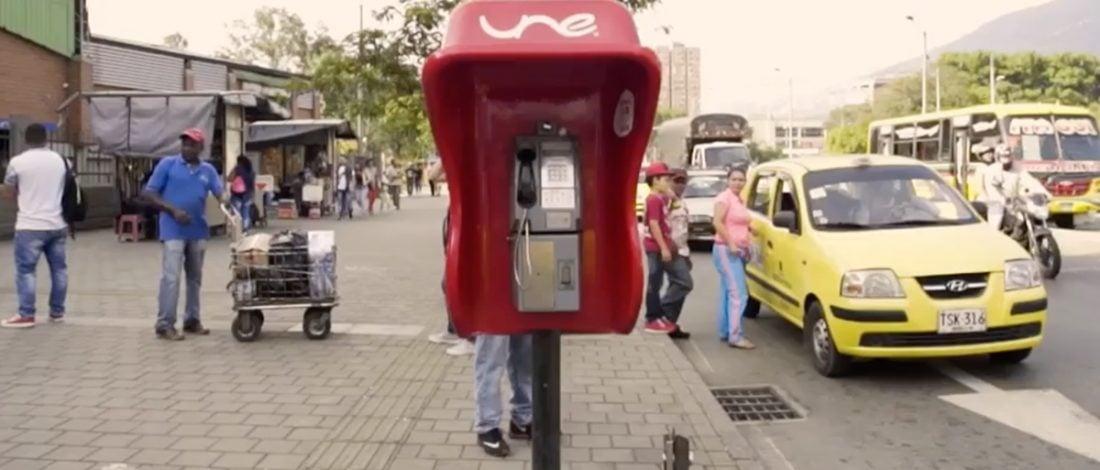 Ankesörlü Telefonlar Üzerinden Bankacılık İşlemleri [Cannes Lions 2017]