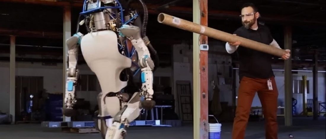 Softbank, Google'dan Boston Dynamics'i Satın Aldı
