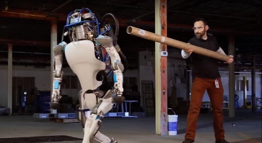Softbank, Google'dan Boston Dynamics'i Satın Aldı