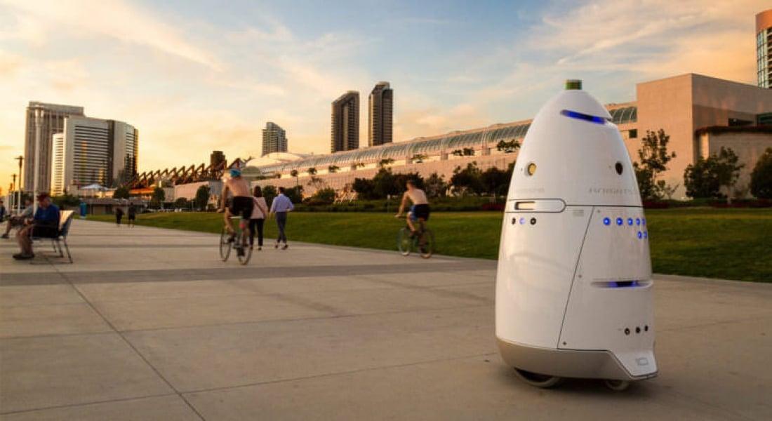 Robot Güvenlik Görevlileri