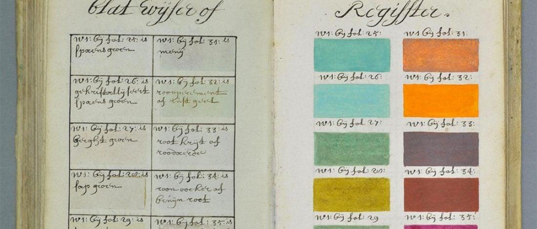Pantone'dan 271 Yıl Önce Yaratılan 800 Sayfalık Renk Rehberi