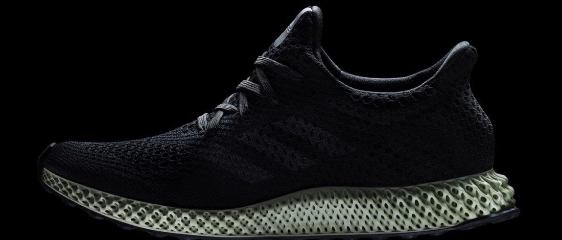 Adidas'tan 3B Baskıyla Kitlesel Ölçekte Ayakkabı Üretim Devrimi