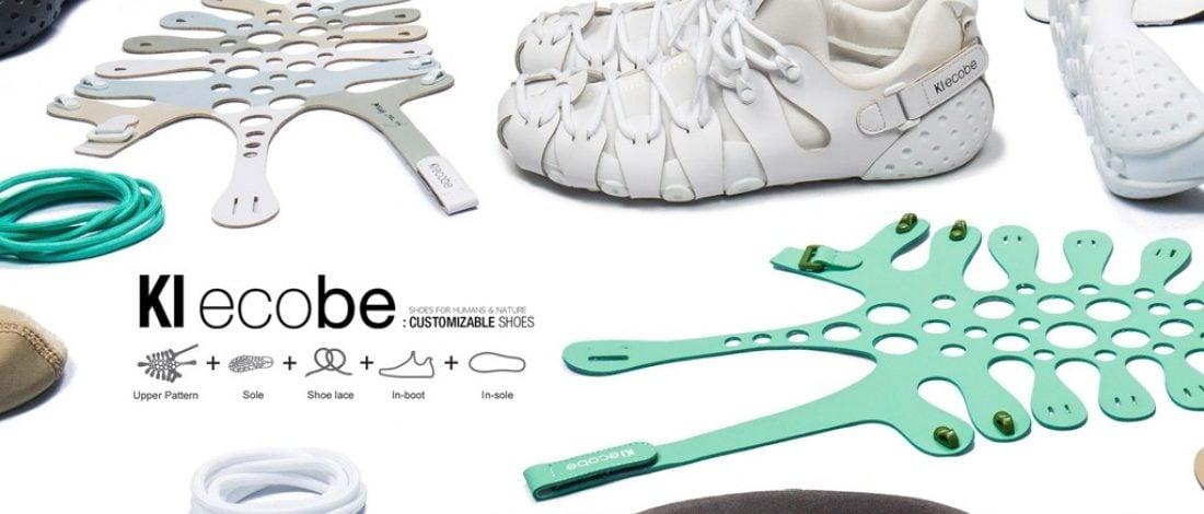 Kullanıcının Yapboz Gibi Birleştirebildiği Modüler Ayakkabı
