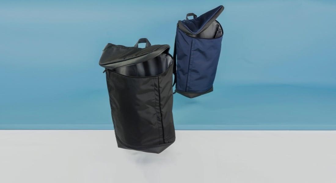 Gizli Cepleri ve Minimalist Tasarımıyla Invisible Backpack