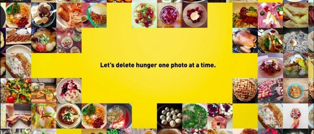 Açlığı Silmek İçin Fotoğraflarınızı Silmeye Hazır mısınız?