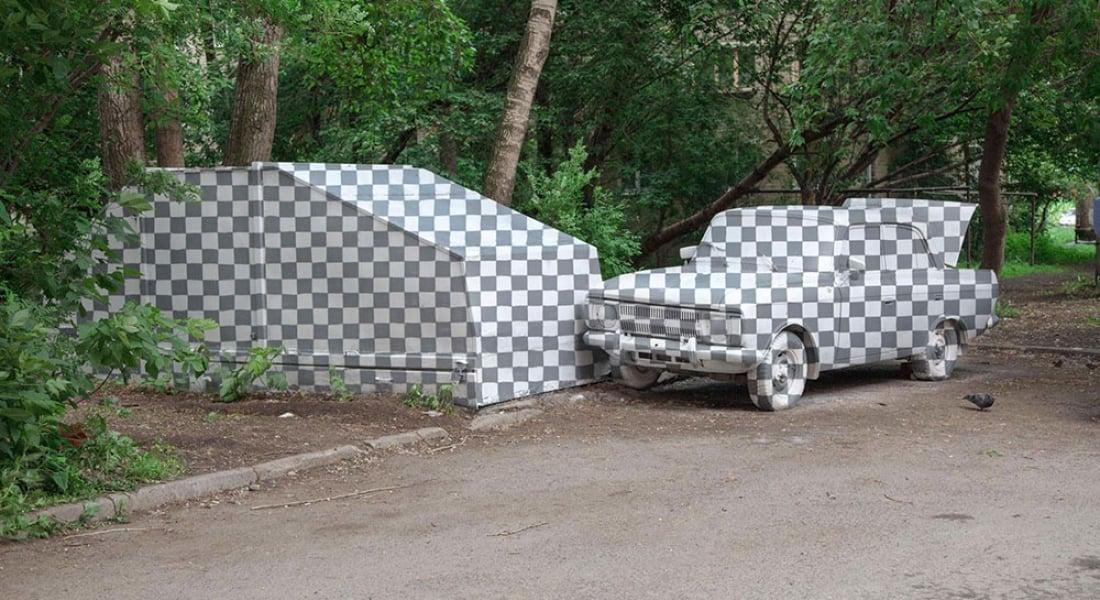 Grafitileri Adeta Photoshop'la Silen Sokak Sanatçıları