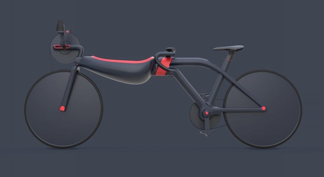 İki Paralimpik Bisikletçiyi Takıma Dönüştüren Tasarım: PEP