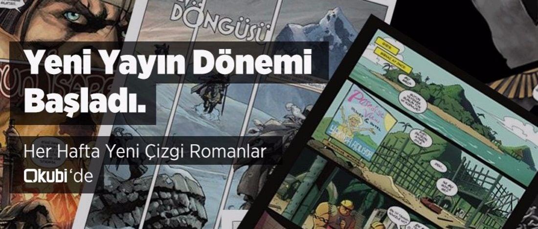 Türkçe Çizgi Romanlar İçin Dijital Okuma Platformu: Okubi