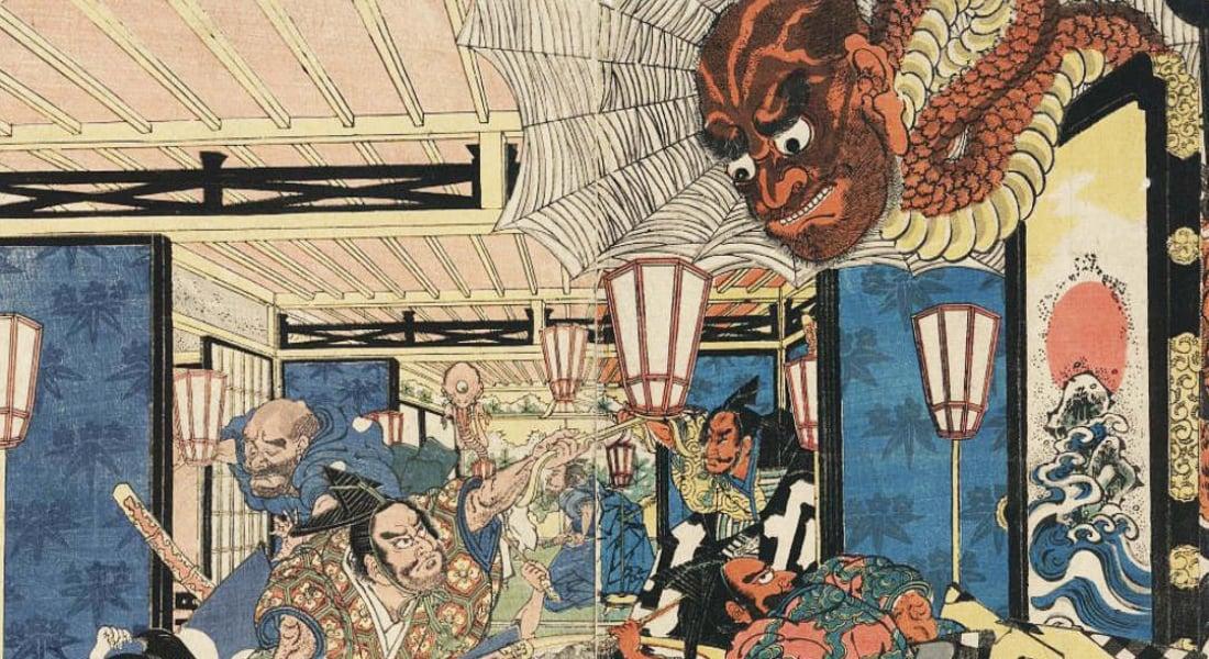 2.500'den Fazla Japon Ahşap Baskı Resim Ücretsiz Olarak İnternete Açıldı
