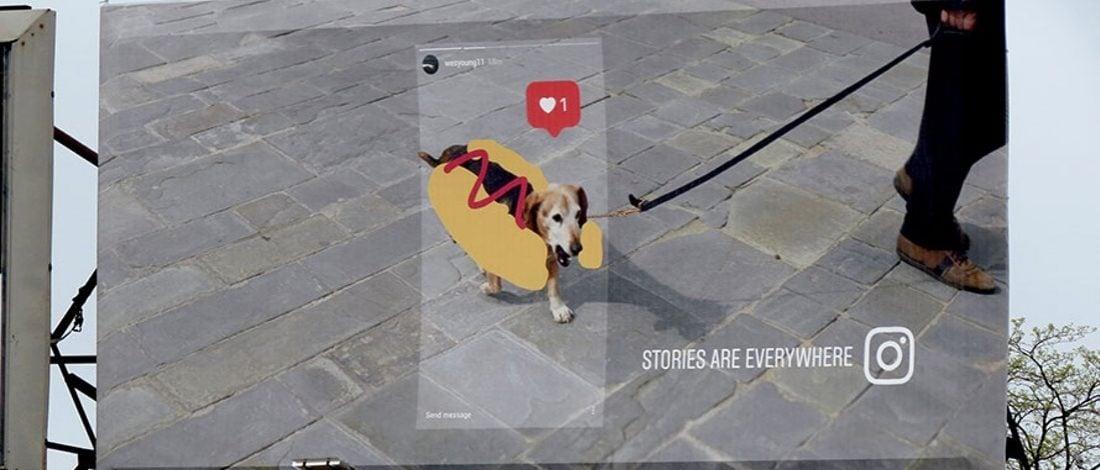 Stories'in Nimetleriyle Yaratılan Küresel Instagram Kampanyası