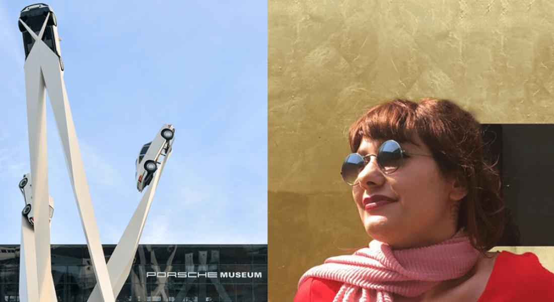 Çiğdem Aslantaş 1 Yılda, 10 Farklı Ülkede, 50 Müze Gezdi