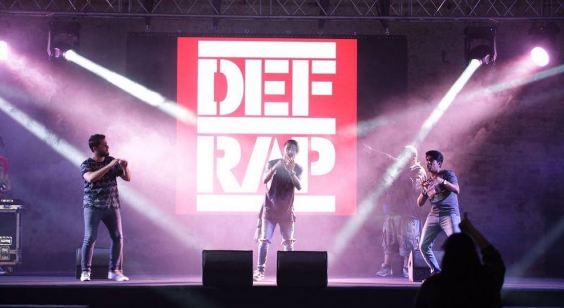 İşaret Diliyle Rap Müzik: DEF RAP – Eller Konuşur