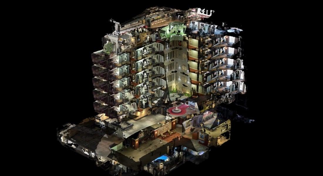 Oddviz'den Sofa Hotel'in Anatomisi