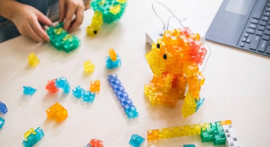 Sony'den Çocuklara Kod Bilgisi Öğreten LEGO Benzeri Oyuncak
