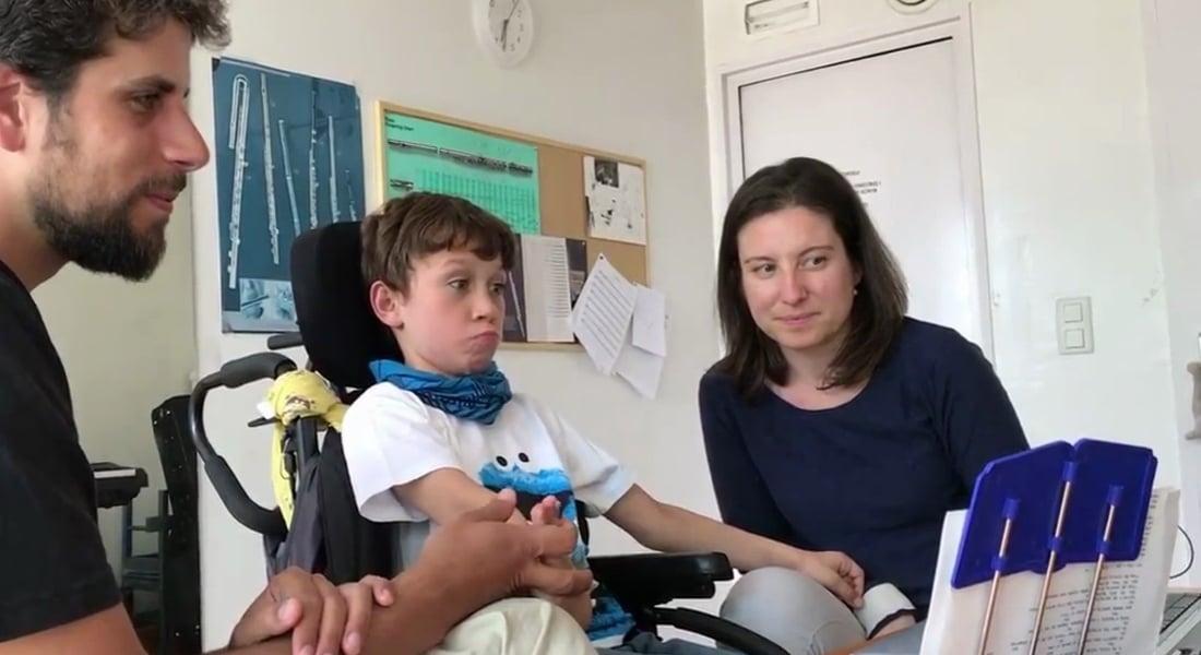 ALS Hastalarının Müzik Yapmasını Sağlayan Açık Kaynaklı Yazılım The EyeHarp