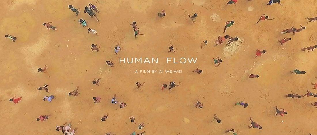 Ai Weiwei'den Mülteci Krizini Ele Alan Belgesel: Human Flow