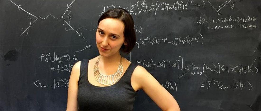 Harvard Üniversitesi'ne Göre 23 Yaşındaki Genç Kadın Yeni Einstein
