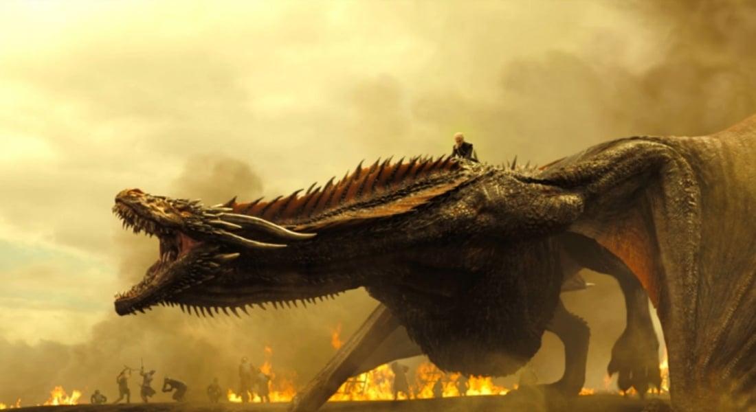 Game of Thrones'un En Büyük Savaşının Kamera Arkası Görüntüleri