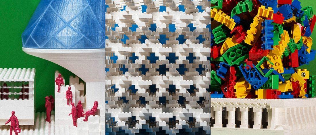 10 Mimarın Eline 1200 Parçalık LEGO Seti Verilirse