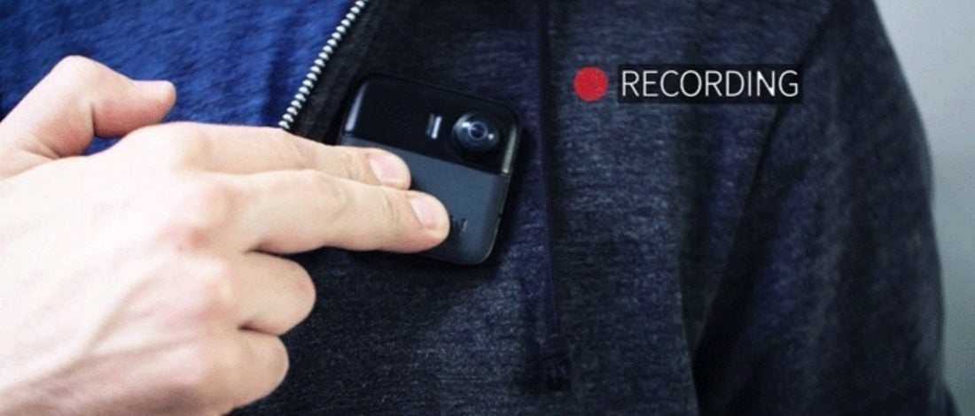 Yakanızdaki Canlı Yayın Kamerası: Shonin Streamcam